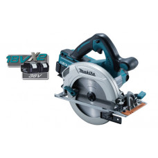 Cordless Circular Saw 36V Makita DHS710 + Bat & Charger