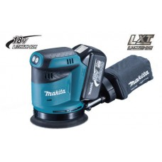 Makita BBO180Z 18V Cordless Orbital Sander 125mm