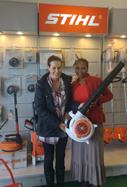Tool Hire & Sales Solutions together with STIHL SA